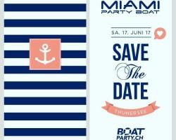 Ticket MIAMI PARTY BOAT